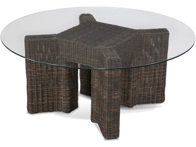 WWOD-7 OUTDOOR COFFEE TABLE RD